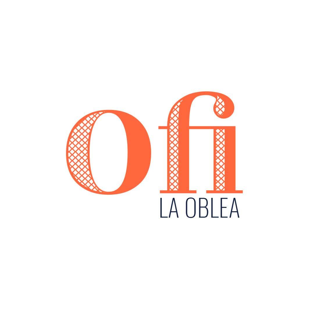 Diseño identidad corporativa y tarjetas de visita OFI