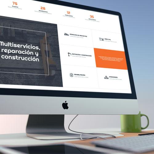 Diseño web y programación